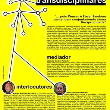 Diálogos Transdisciplinares – Manuel A. de Castro e Celso Guimarães