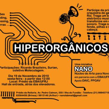Hiperorgânicos I
