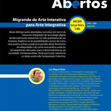 Processos Abertos – Luis Miguel Girão