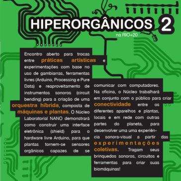 Hiperorgânicos II – Cúpula dos Povos RIO+20