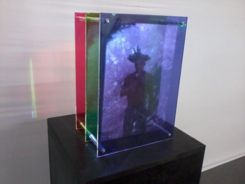 Exposição Arte-Ciência-Tecnologia PROFITECS UFSM -RS 2013