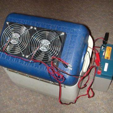 Varios tipos de DIY ar condicionados