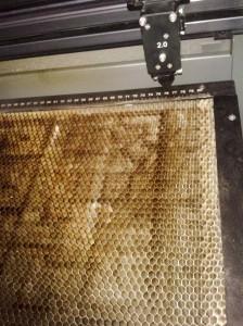 cama da impressora corte laser 2
