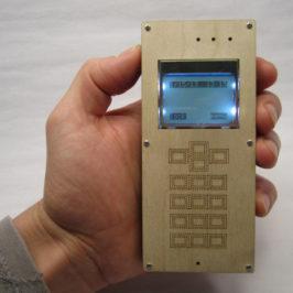 DIY CELLPHONE – by DAVID MELLIS – MIT