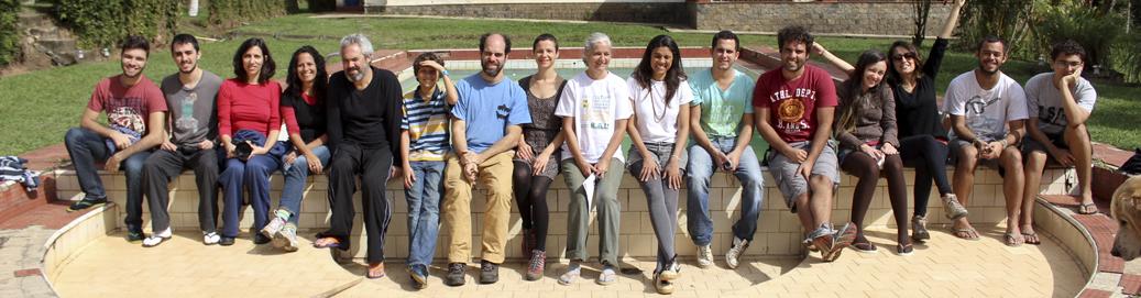 Participantes da Imersão NANO 2014