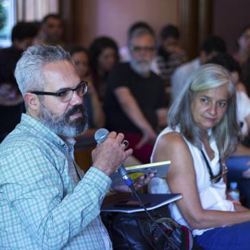 Seminário Internacional Diálogos Transdisciplinares – Artista Pesquisador [vídeo]