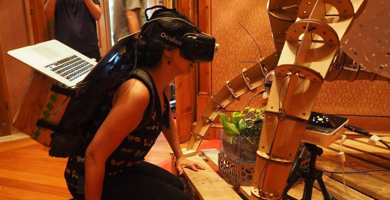 Barbara Castro - Oculus Rift