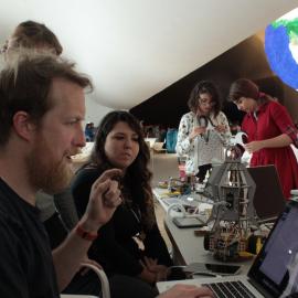"""Workshop """"Construindo Proto-Ecologias"""" no Museu do Amanhã"""