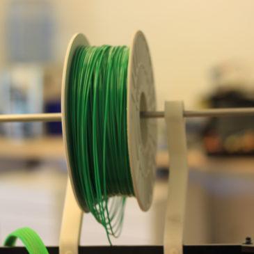 Impressão 3D – Troca de Filamento