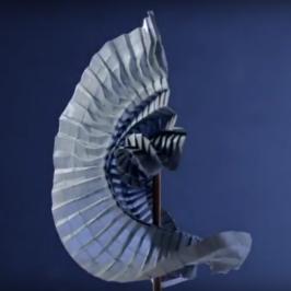 Origami no Espaço
